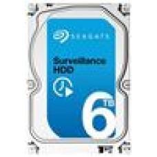 Seagate 6TB Surveillance 3.5