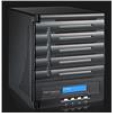 Thecus W5000+ 5Bay Tower NAS,Windows Storage Server Essentials.  Atom 2.13GHz/4GB/500GB SSHD/Raid 0-10, (LS)
