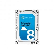 Seagate 8TB Enterprise SATA NAS HDD, 7200RPM, 256MB, NAS Optimized 24x7, RAID Rebuild HDD (LS)