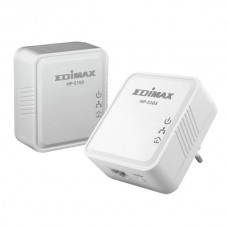 Edimax 500Mbps AV500 Nano PowerLine Adapter Kit