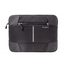 "Targus 12.1"" Bex II Laptop Sleeve - Black- Perfect for 12.5"