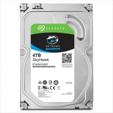 Seagate 4TB SkyHawk HDD, 64MB SATA3 Surveillance Optimized, NVR Ready, ImagePerfect e, RVS HDD (ST4000VX007)
