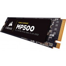 Corsair Force MP500 480GB M.2 SSD - NVMe 3000/2400MB/s 250K/210K IOPS