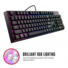 Coolermaster MasterKeys Lite L RGB Mem-chanical (Exclusive Switch), Keyboard Only (LS)