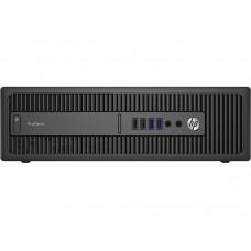 HP 280 G2 SFF, i5-6500 3.2GHz, 4GB DDR4-2133, 500GB, DVDRW, WIN10P64, 3-3-3YR