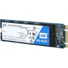 Western Digital Blue 250GB M2. SSD 2280 SSD 545/525 R/W, (LS)