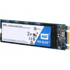 Western Digital Blue 500GB M2. 2280 SSD 545/525 R/W, (LS)