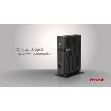 Atrust T180L WE8S Thin Client Intel Bay Trail Quad 1.83GHz 1GB Ram 4GB Flash DVI-Ddual