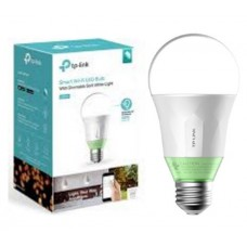 TP-Link LB110 Smart Wi-Fi LED Bulb with Dimmable Light 800lm 2700K Warm 11W 240V Dimmable 270 Degree iOS/Android