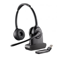 Plantronics Savi W420-M Over-the-Head Stereo UC PC Wireless Headset System - Skype Certified