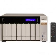 QNAP TVS-873-8G 8 Bay NAS, 8GB RAM,  2x USB, 4x GbE, Tower LS->TVS-873E-8G