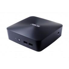 Asus UN65U Quiet Mini PC barebone, i3-7100u, 2xDDR4 SODIMM, 1x2.5