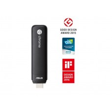 Asus CHROMEBIT-B007C candy-bar-sized Chrome OS device, RockChip 3288-C, 2GB LPDDR3L, 16GB eMMC,1 x USB 2.0, Chrome OS, 1yr Swap Warranty