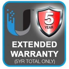 5 Years Extended Return To Base (RTB)  Ubiquiti Warranty $50 value