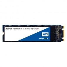 Western Digital Blue 250GB M.2 3D NAND 2280 SSD 560/530 R/W. 3 Years Warranty