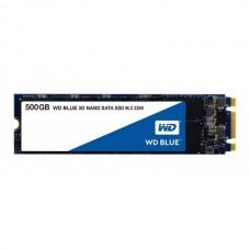 Western Digital Blue 500GB 3D NAND M.2 2280 SSD 560/530 R/W. 3 Years Warranty