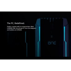 Corsair ONE PRO M.2 GAMING PC - i7-7700K, GTX 1080, 16GB DDR4, 480GB M.2 SSD, 2TB HDD, 2 Years Warranty