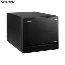 Shuttle SZ270R8 XPC Cube - 4K UHD 3xDisplays Z270 LGA1151 4xDDR4 HDM 2xDP 1xPCIex16 3xM.2 4x3.5