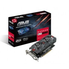 Asus AMD Radeon RX560-2G DDR5 PCIe Video Card 5120x2880 1xDVI 1xHDMI 1xDP