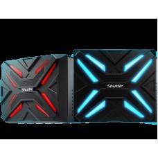 Shuttle SZ270R9 XPC Cube - 4K UHD 3xDisplays Z270 LGA1151 4xDDR4 HDM 2xDP 1xPCIex16 3xM.2 4x3.5