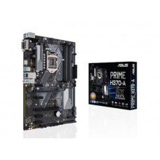Asus PRIME H370-A S1151 ATX MB, 4xDDR4, 6xPCIe, 1xM.2, RAID, 4xUSB3.1, 2xUSB2.0, 1xD-Sub, 1xDVI, 1xHDMI