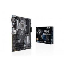 Asus PRIME B360-PLUS/CSM S1151 ATX MB, 4xDDR4, 6xPCIe, 4xUSB3.1, 4xUSB2.0, 1xD-Sub, 1xDVI, 1xHDMI