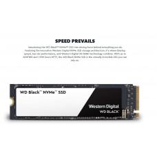Western Digital Black 500GB 3D NAND M2. 2280 SSD 3400MB/250000MB R/W, PCIe en3 x4 NVMe-based SSD. 5 Years Warranty