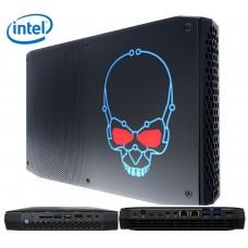 Intel BOXNUC8I7HNK4 NUC mini PC i7-8705G 4.1GHz Radeon RX Vega M GL 2xDDR4 SODIMM 2xM.2 PCIe 2xmDP 2xThunderbolt 6xDisplays 2xGbE LAN WiFi BT 13xUSB