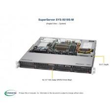 BizCor - Unifi NVR, 1RU, Intel Xeon E3-1225V6, 8GB DDR4,  2 x 2TB 3.5