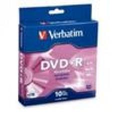 Verbatim DVD+R 4.7GB 10Pk Spindle 16x