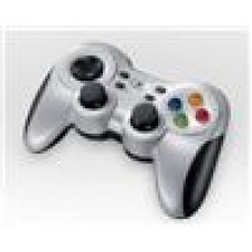 Logitech F710 Nano USB Dual Vibration Feedback MotorsPC Gamepad 2.4GHz Wireless D-pad Work with Android TV Extensive game support - 940-000119