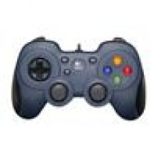 Logitech F310 Gamepad For PC 8-way D-pad Sports Mode Work with Android TV Comfortable grip 1.8m cord Steam big picture - 940-000112 LS