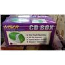 Laser 60 Pack CD/DVD Storage Color RETAIL Packaging (LS)