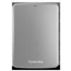 (LS) Toshiba 500GB Canvio Silver USB3.0 External 2.5 Hard Drive