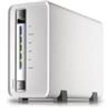 QNAP TS-212P 2 Bay NAS, 1.6GHz CPU,512MB, GbE, Tower