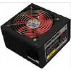 PowerLogic 550WATX PSU 12cm Fan w/Red LED, 4x SATA