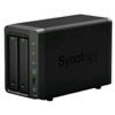 Synology DS214+2 Bay Hswp NAS DC CPU/3.5
