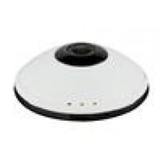 D-Link FisheyeNetwork Camera Wireless N, Cloud, Pan Tilt