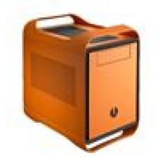 (LS) BitFenix Prodigy Mini-ITX Orange 2x USB3 ATX-PSU SoftTouch