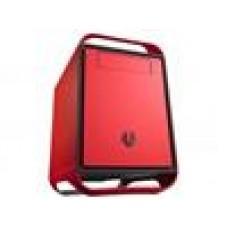 (LS) BitFenix Prodigy mATX Red 2x USB3 ATX-PSU SoftTouch