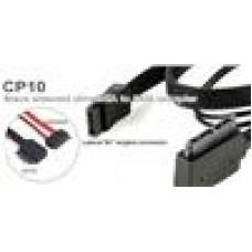 (LS) Silverstone CP10 SATA3 Cable Slim-SATA to SATA