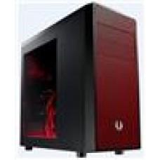 (LS) Bitfenix Neo Black + Red Mesh Side ATX Windowed case. USB3.0+USB2.0