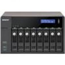 QNAP TS-853 Pro8 Bay Hswp NAS Cel 2.0Ghz/2GB DDR3/iSCSI/4xGb