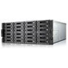 QNAP 24 Bay Hotswap R/M NAS 3.4Ghz/4GB RAM/4XUSB3/4XGBIT