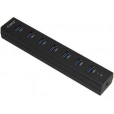 ORICO 7x USB3.0OTG Hub Black USB Powered Win/Mac Black
