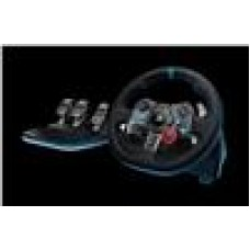 Logitech G29 Driving Force Racing Wheel PS3 & PS4 Dual motor force feedback Helical gearing with anti-backlash 900° steering - 941-000115