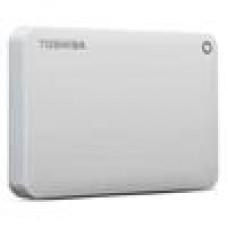 (LS) Toshiba 1TB Canvio White USB3.0 External 2.5 Hard Drive