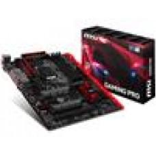 (LS) MSI Z170A Gaming Pro ATX Motherboard - S1151,DDR4,M.2,SLI/CF,USB3.1