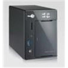 Thecus W2000+ 2Bay Windows Storage Server Essentials Embedded NAS, Atom 2.13GHz 4GB RAM, 60GB SSD. Easy Access and Install. (LS)