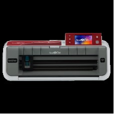 BROTHER CM700 Scan N Cut, STAND-ALONE PAPER & FABRIC CUTTING MACHINE, WIRELESS LAN READY, BUILT-IN SCANNER - UP TO 300DPI